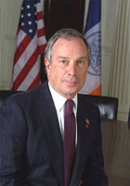 Mike R. Bloomberg, Mayor of the City of New York